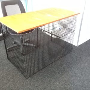 Wire Mesh Table